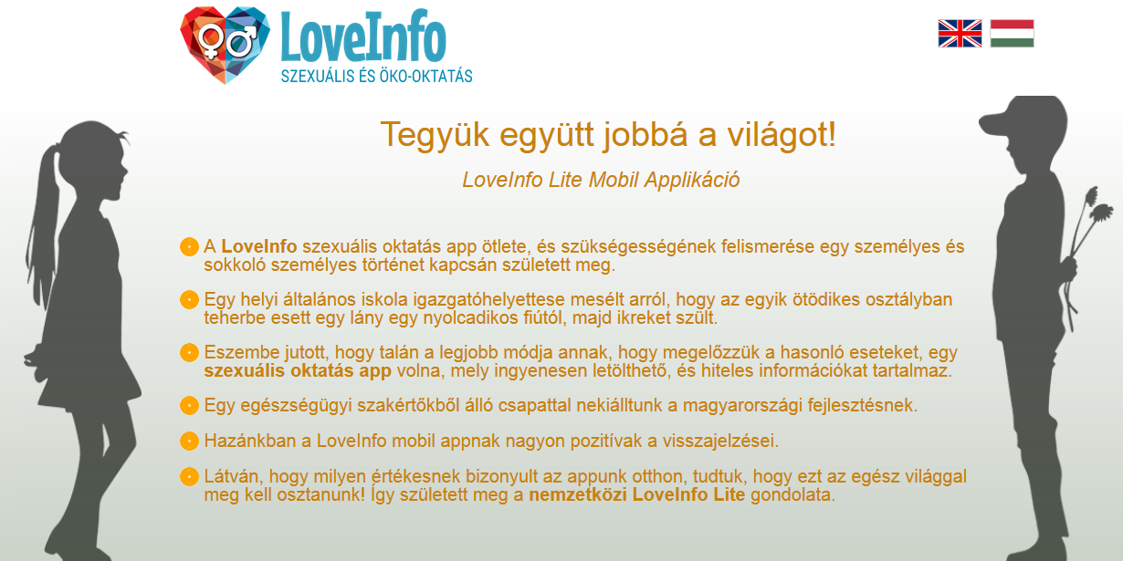LoveInfo Lite program | Website Carbon Offset